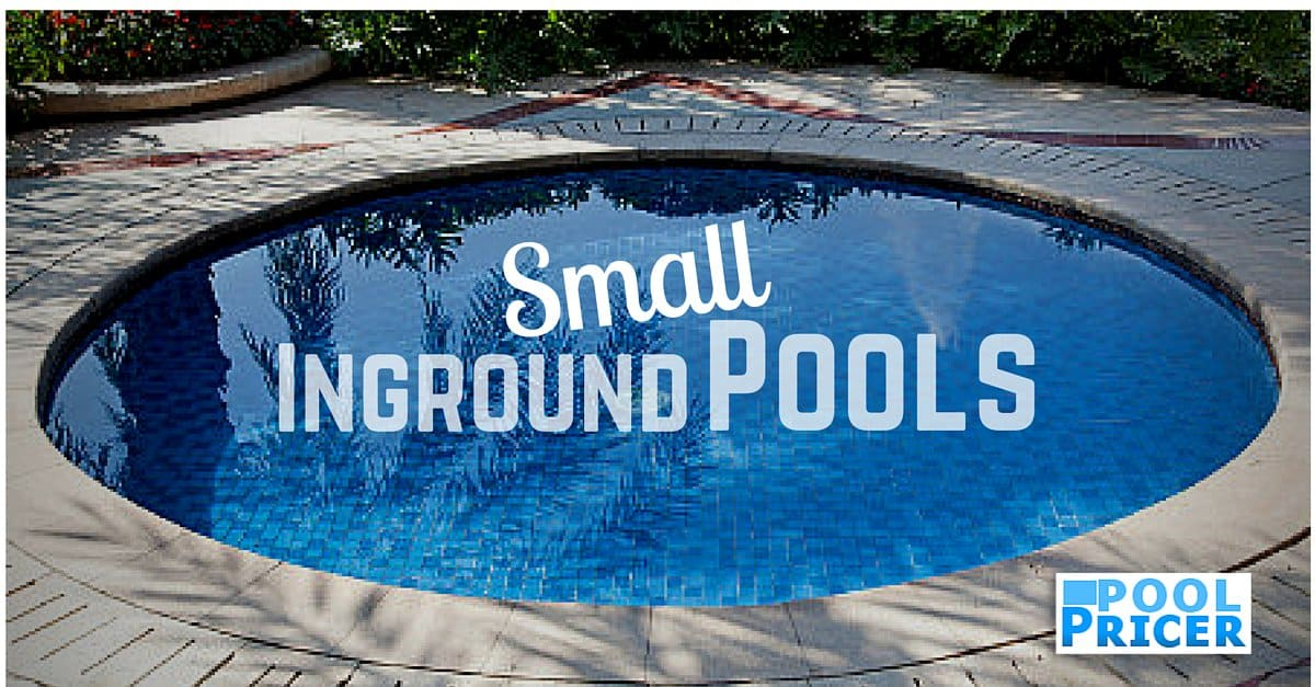 Small inground pools pool prices and other info - Do it yourself swimming pool kits ...