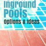 Semi Inground Pool Ideas