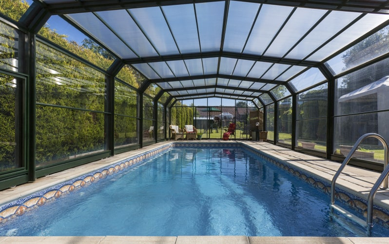 Enjoy More Value with Swimming Pool Enclosure