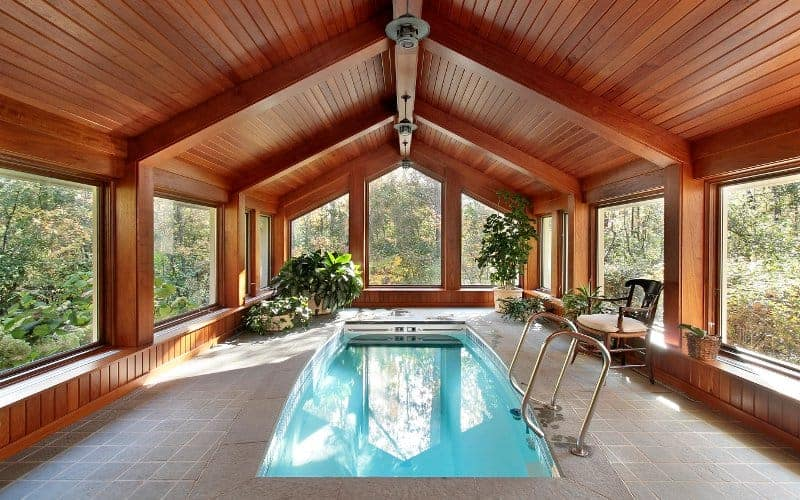 How much does an indoor pool cost pool pricer - How much do interior designers get paid ...