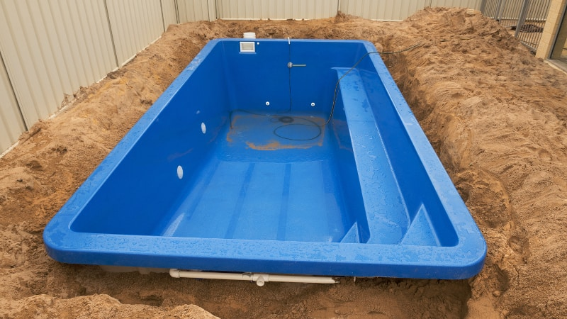 Can You Bury an Above Ground Pool in the Ground? | Pool Pricer