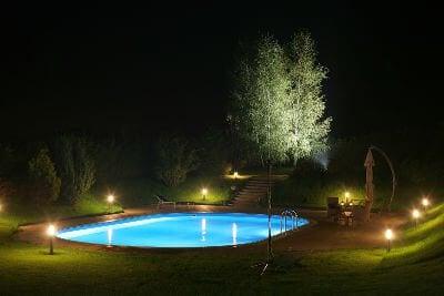 Pool Lighting Options 7 Bright Ideas Pool Pricer