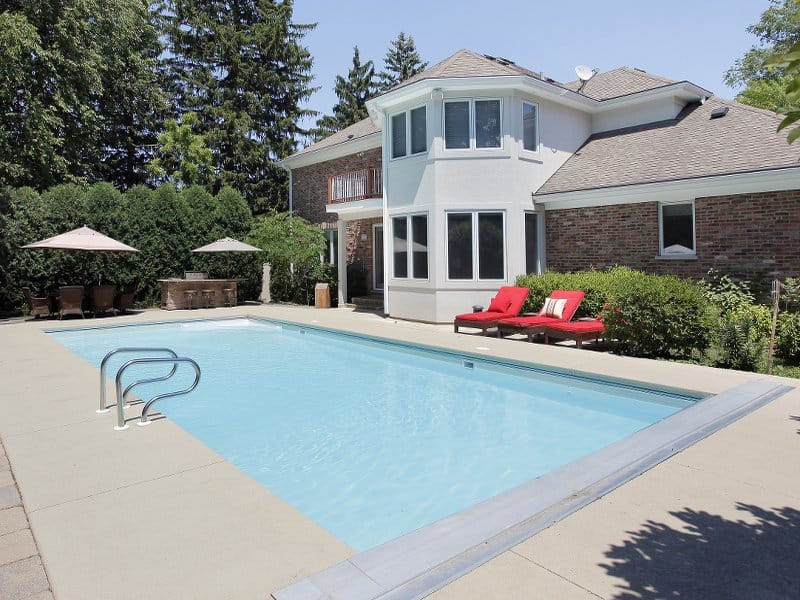5 Reasons To Build Your Pool Close To The House Pool Pricer