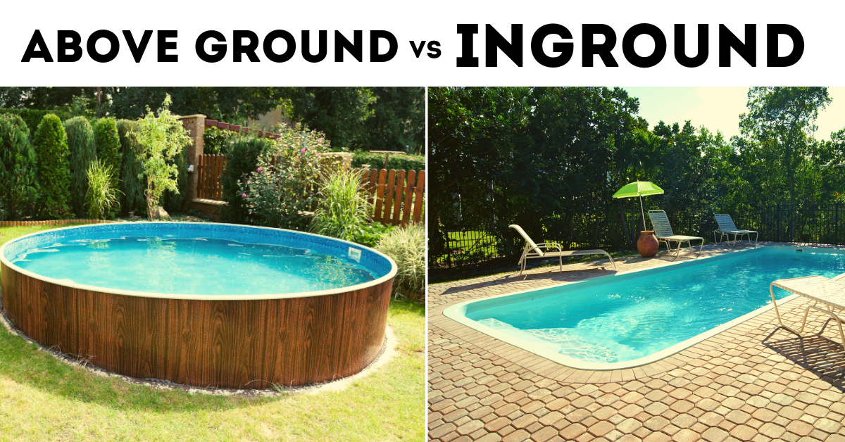 Above Ground Vs Inground It S Not Just About Cost Pool Pricer